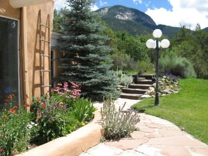Taos Vacation Home Exterior