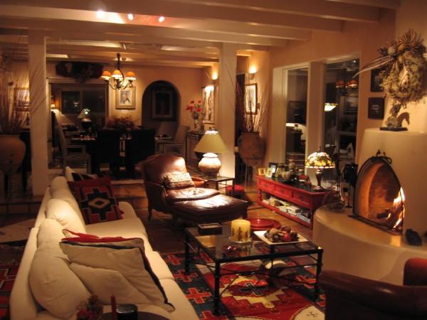 Taos-Vacation-Rental-Living Room-5
